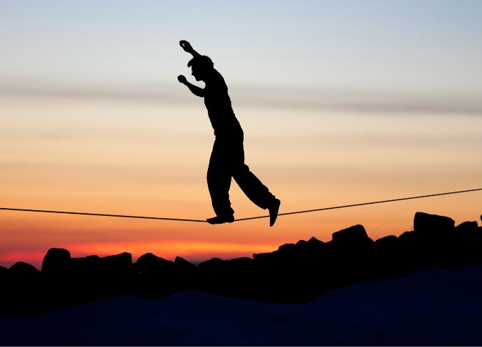 Equilibrio, il segreto di una vita lunga in 10 secondi